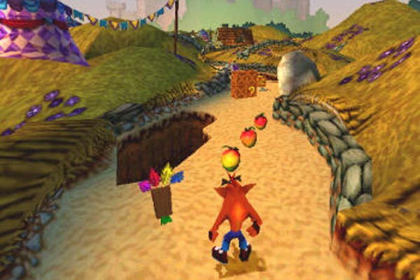 Crash Bandicoot - Playstation, 15 ans déjà...