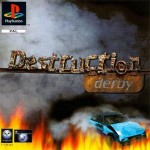 Destruction Derby - Playstation, 15 ans déjà...
