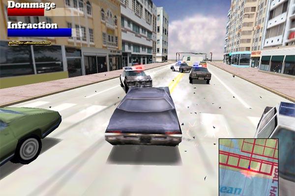 Driver - Playstation, 15 ans déjà...
