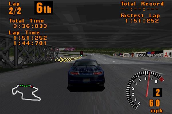 Gran Turismo - Playstation, 15 ans déjà...
