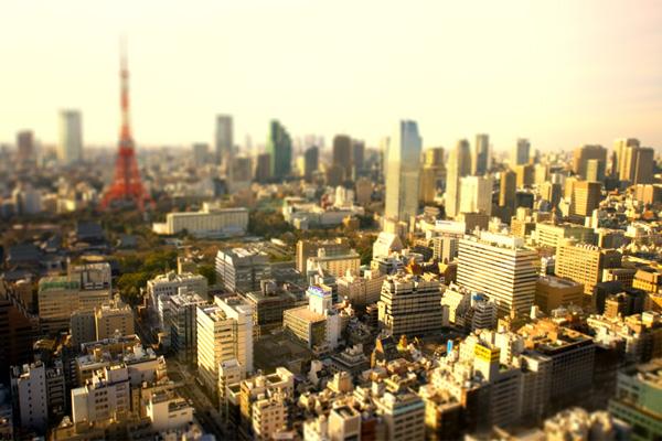 Tokyo Calling - CityShrinker - Ben Thomas