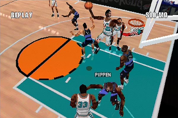 Total NBA 97' - Playstation, 15 ans déjà...