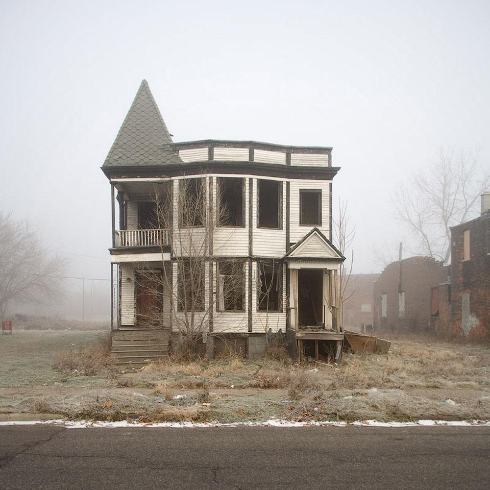 Kevin Bauman | '100 Abandoned Houses'