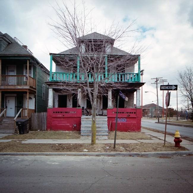 Kevin Bauman - '100 Abandoned Houses'