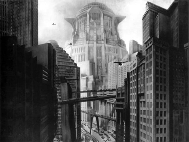 Fritz Lang - 'Metropolis'