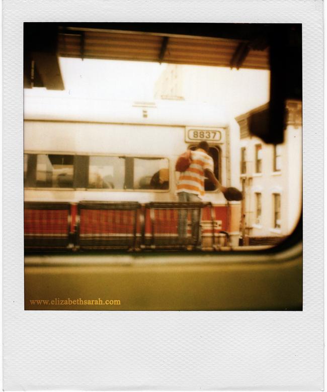 Elizabeth Sarah - 'Train No.8837'