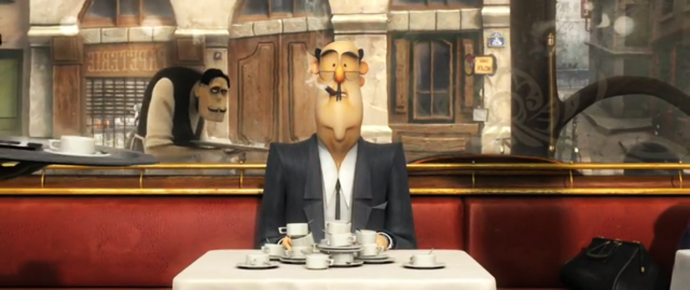 Fabrice O. Joubert | 'French Roast'