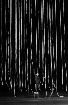 Gilbert Garcin, retraité photographe