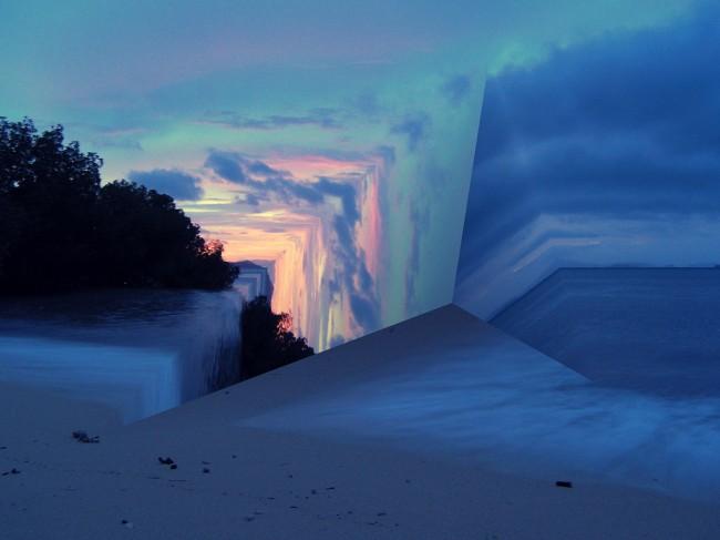 Anatoly Zenkov - 'Persistent Pyramids'