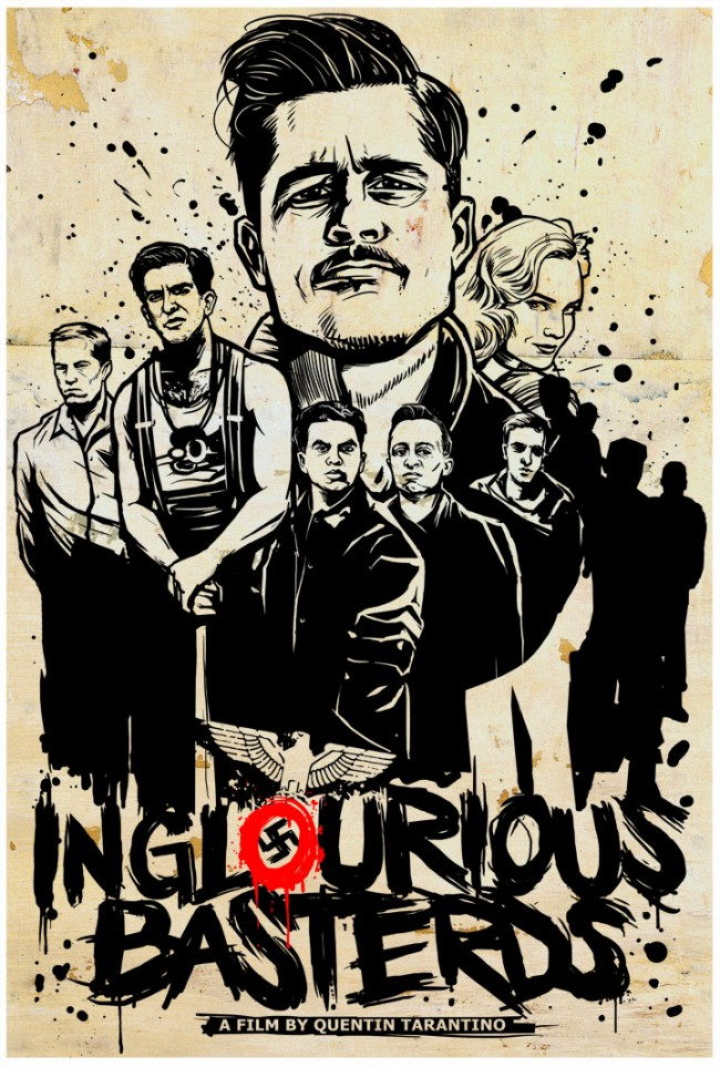 Inglourious Basterds, The Lost Art of the Film