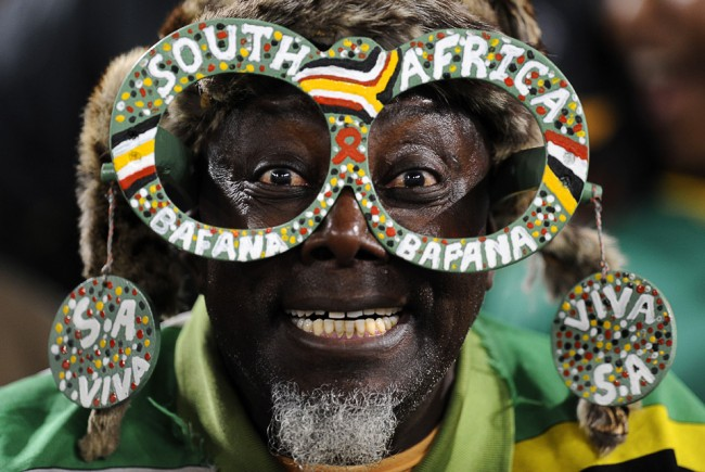 Coupe du Monde 2010 - Tam-tam en ramdam