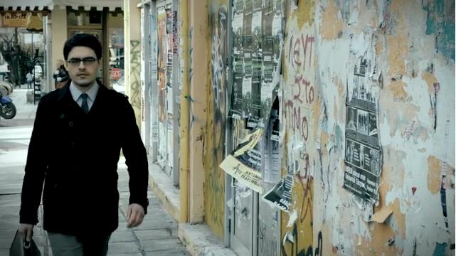 Gabriel Psaltakis - 'The Girl On The Wall'
