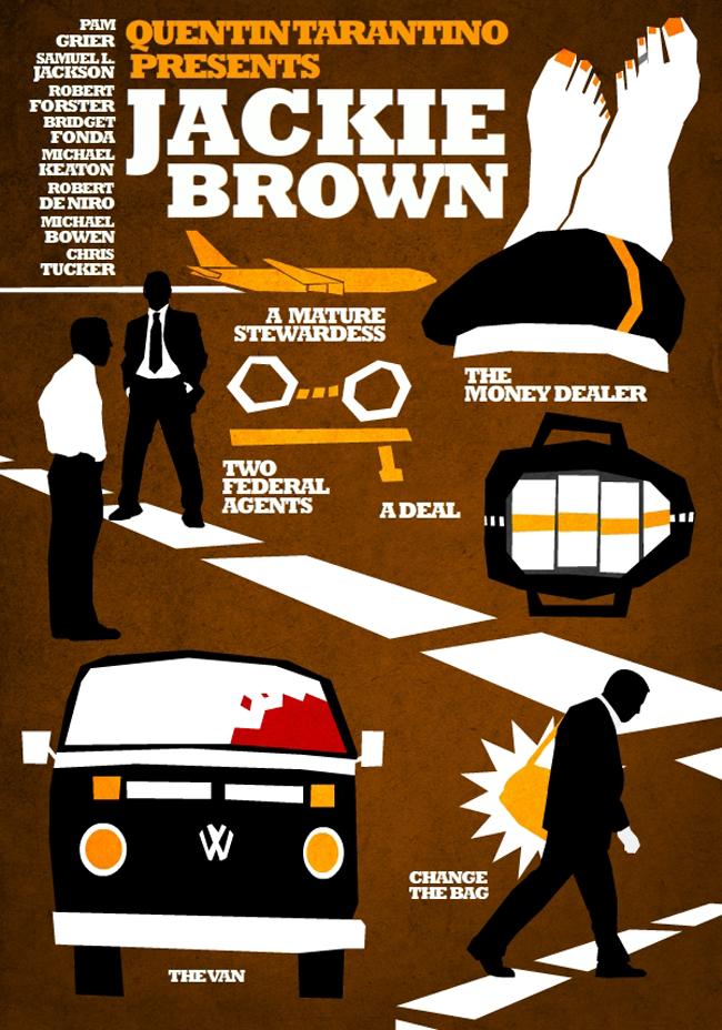 Hexagonall - 'Tarantino Posters'
