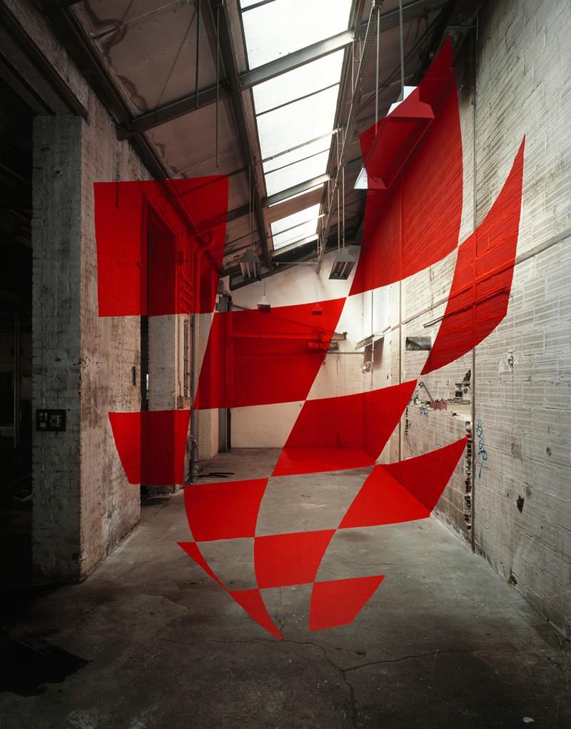 Georges Rousse | 'Réalité & Illusion'