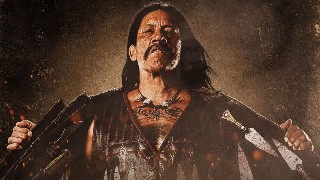Robert Rodriguez - 'Machete'