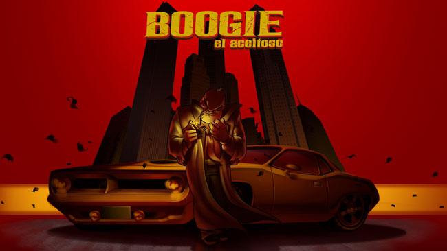Gustavo Cova - 'Boogie'