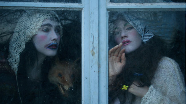 CocoRosie - 'Gallows'