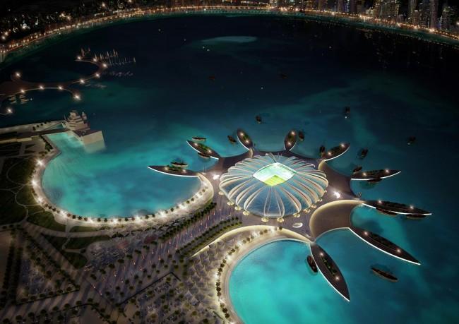 Coupe du Monde 2022 - Le Qatar dévoile ses stades