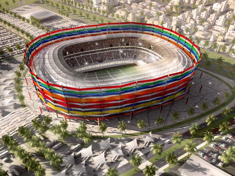 Coupe du Monde 2022 | Le Qatar dévoile ses stades
