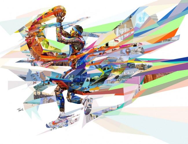Charis Tsevis - 'Steve Jobs, Barack Obama et autres mosaïques'