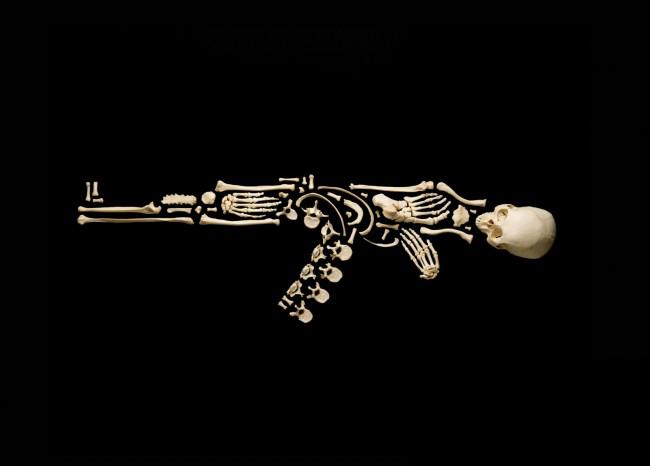 Jung von Matt | 'Every 43 seconds someone dies from gun violence'
