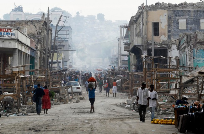 Solidar'IT - 'Goudou Goudou, les voix oubliées de la reconstruction'