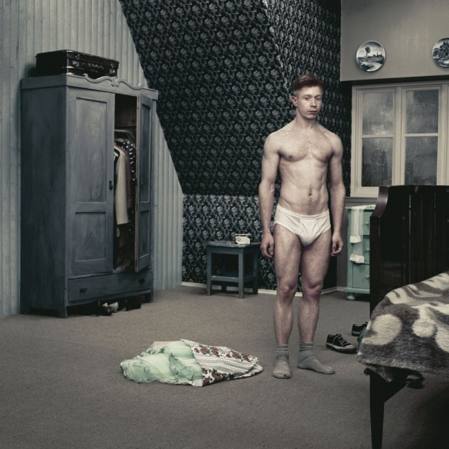 Erwin Olaf - 'Rain - The Bedroom'