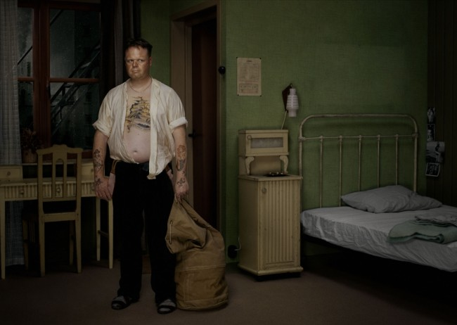 Erwin Olaf - 'Rain - The Lodger'