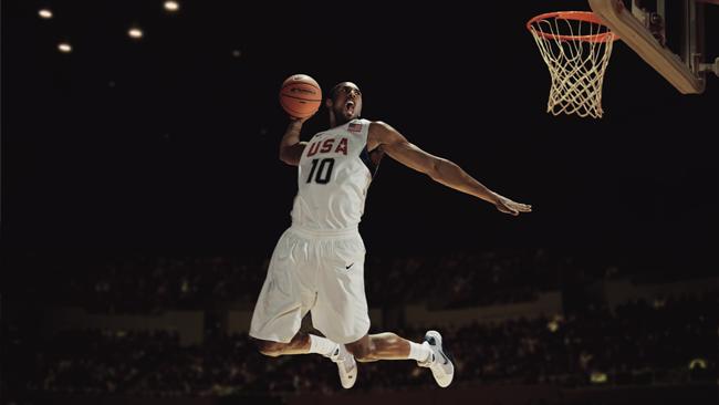 Nike   'The Black Mamba'