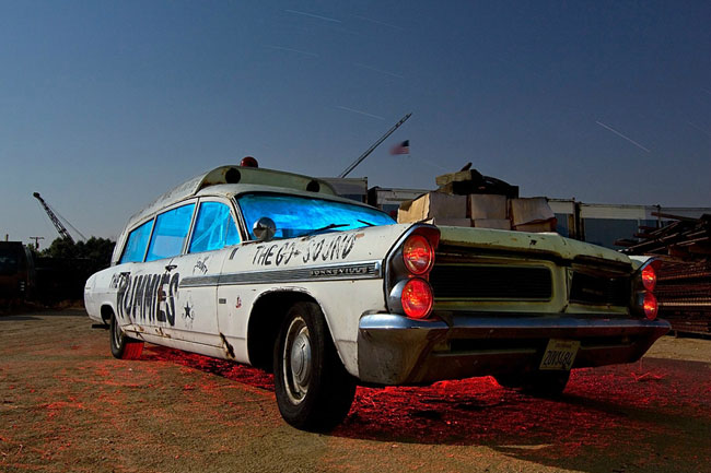 Lost America - 'Paul's Junkyard'