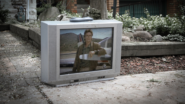 Alex Beker - 'Abandoned Televisions'